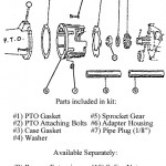 PTO Overdrive Adapter Schematic