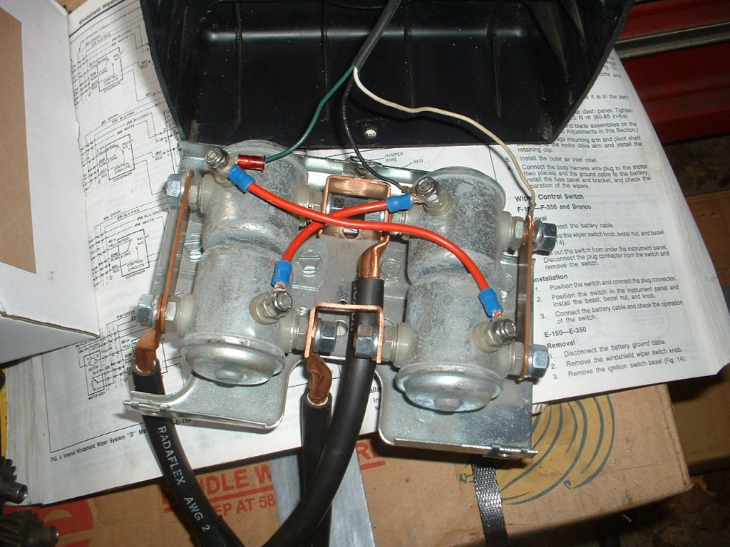 Warn 8274 Wiring Diagram